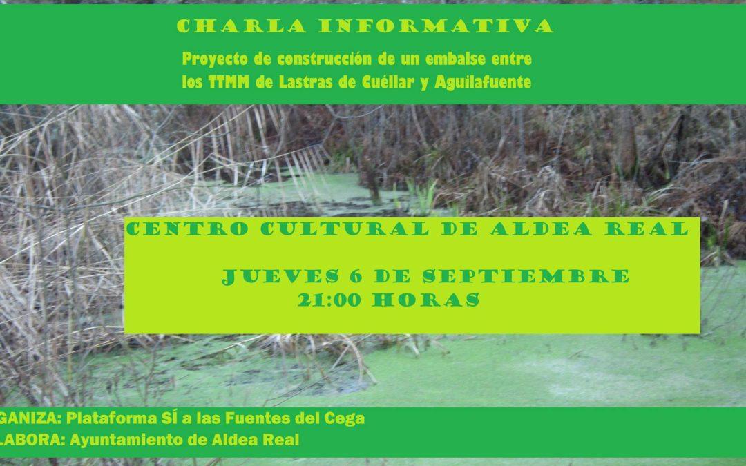 Charla Informativa en Aldea Real